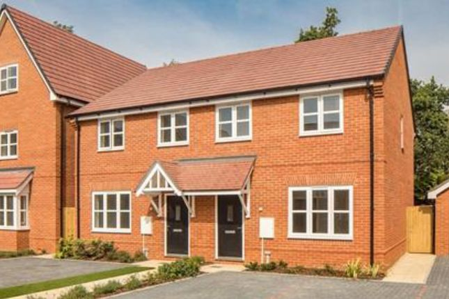 Thumbnail Semi-detached house for sale in Redbridge Lane, Nursling, Southampton