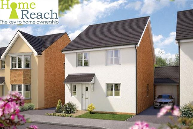 Thumbnail Link-detached house for sale in Chard Road, Axminster