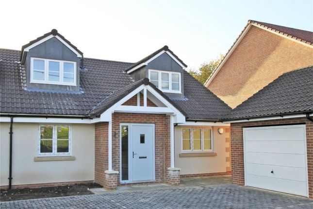 Thumbnail Semi-detached house for sale in Plot 3, Pepperacre Lane, Trowbridge, Wiltshire