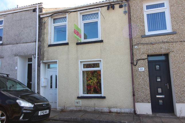 Thumbnail Terraced house to rent in Kimberley Terrace, Georgetown, Tredegar