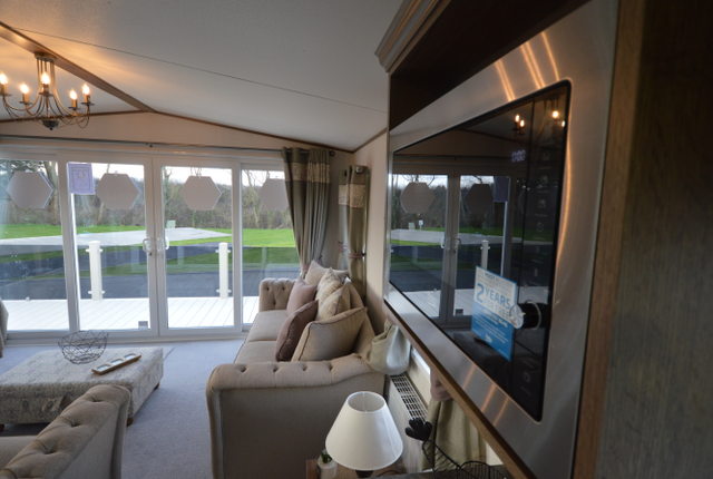 This Model Can Be Found Nestled Among The Tranquil Surroundings Of Seaview Holiday Park