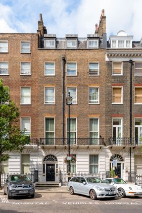 Thumbnail Town house for sale in Devonshire Place, London
