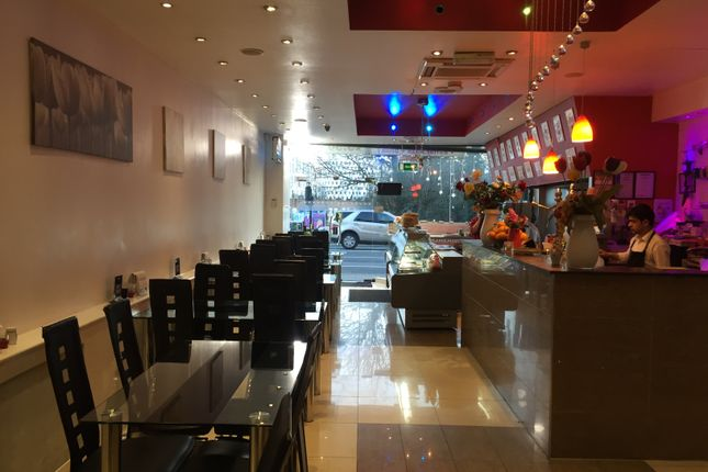 Thumbnail Restaurant/cafe to let in Grand Parade, Forty Avenue, Wembley