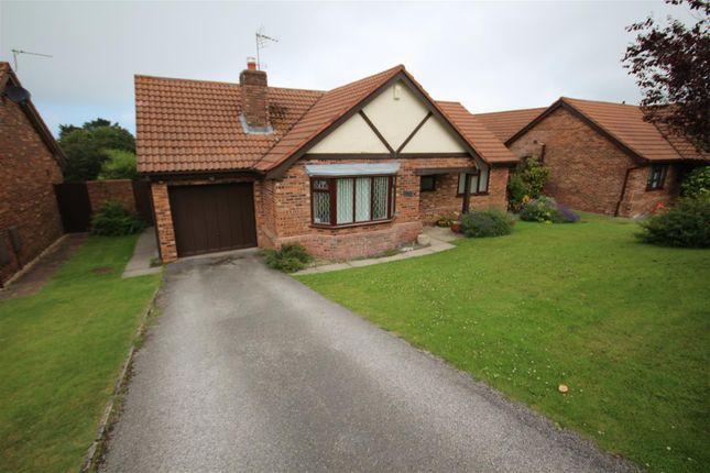 Thumbnail Detached bungalow for sale in Rhodfa'r Grug, Colwyn Bay