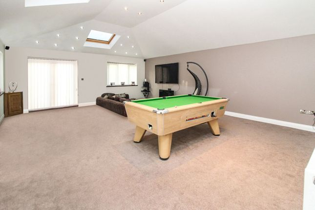 Family Room of The Grange, Newton Aycliffe DL5