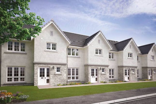 """Thumbnail Terraced house for sale in """"Arthur Semi-Detached"""" at Balgownie Road, Bridge Of Don, Aberdeen"""
