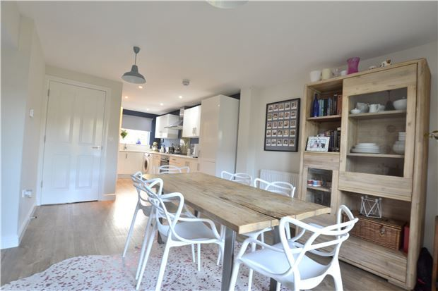 Thumbnail End terrace house for sale in Vicarage Drive, Mitcheldean, Glos