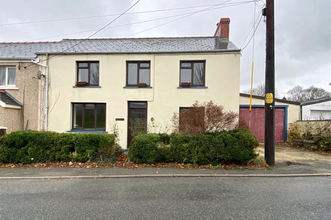 3 bed end terrace house for sale in The Glimpse, Honeyborough Road, Neyland, Milford Haven SA73