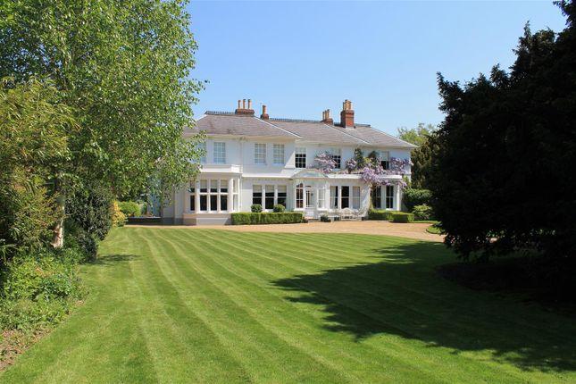 Thumbnail Detached house for sale in Burton Street, Tutbury, Burton-On-Trent, Staffordshire