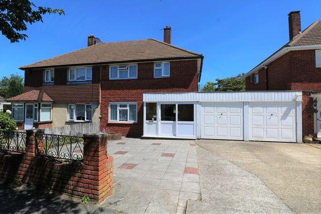 3 bed semi-detached house for sale in Homestead Way, New Addington, Croydon CR0