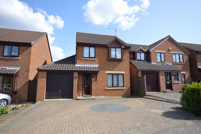 Thumbnail Property to rent in Wrenbury Road, Duston, Northampton