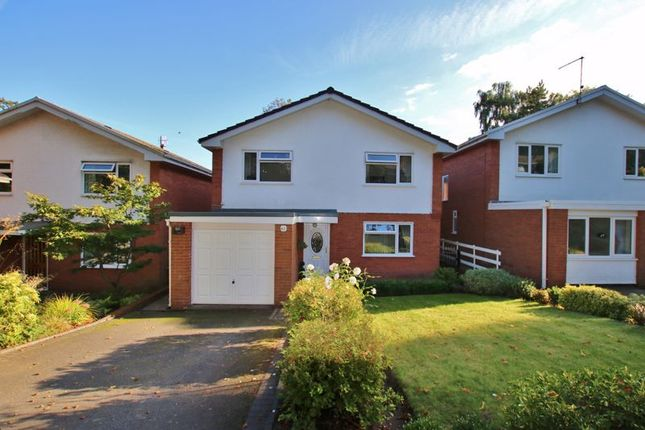 Thumbnail Detached house for sale in Arno Road, Oxton, Wirral