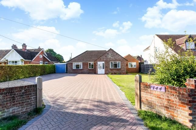 Thumbnail Bungalow for sale in Basingstoke, Hampshire