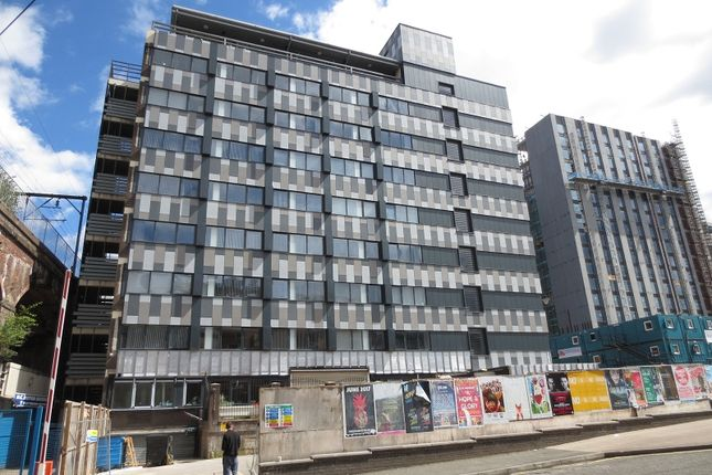 1 bed flat to rent in Bracken House, Charles Street, Manchester, Greater Manchester.