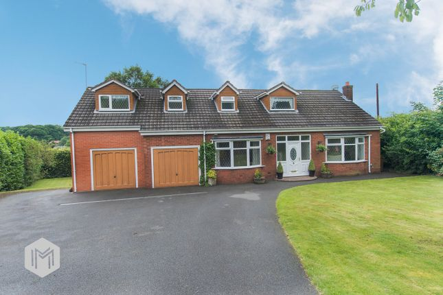 Thumbnail Detached house for sale in Chorley Old Road, Whittle-Le-Woods, Chorley