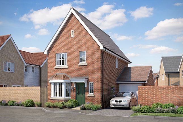"Thumbnail Property for sale in ""Elmswell"" at Wetherden Road, Elmswell, Bury St. Edmunds"