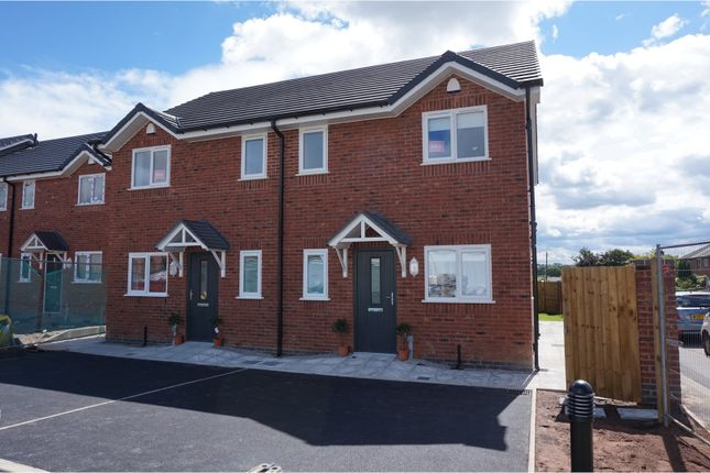 Thumbnail Semi-detached house for sale in Red Bank Close, Radcliffe