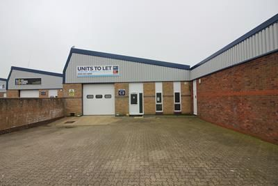 Thumbnail Light industrial to let in C3, Meridian Industrial Estate, Peacehaven, East Sussex