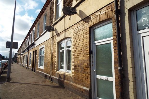 Thumbnail Flat to rent in Splott Road, Splott, Cardiff
