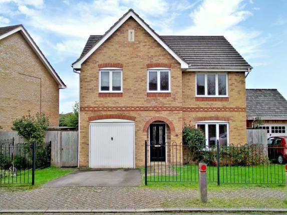 Thumbnail Detached house for sale in Hazel Farm, Totton, Southampton