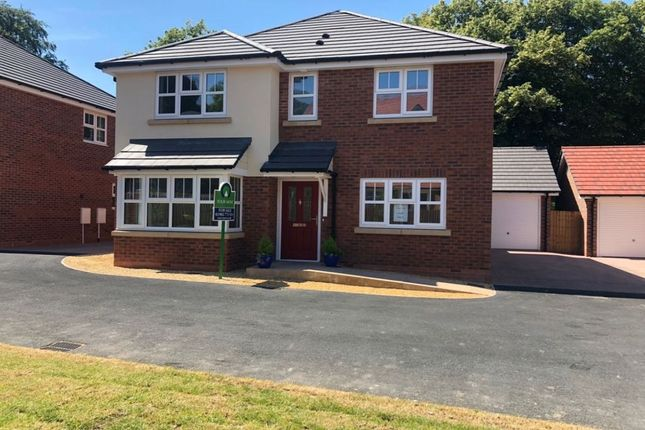 Thumbnail Detached house for sale in Broadleaf Gardens, The Attingham, Birches Barn Road, Wolverhampton