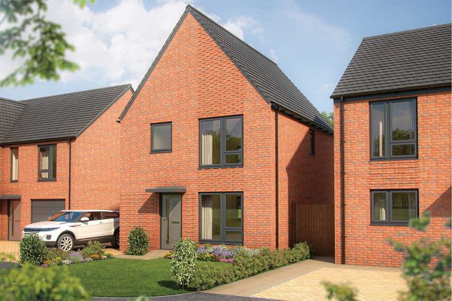"""Thumbnail Detached house for sale in """"The Elliot"""" at Whitecotes Lane, Chesterfield, Derbyshire, Chesterfield"""