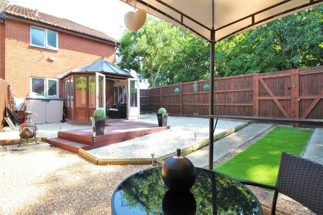 Thumbnail End terrace house for sale in Bayliss Avenue, London