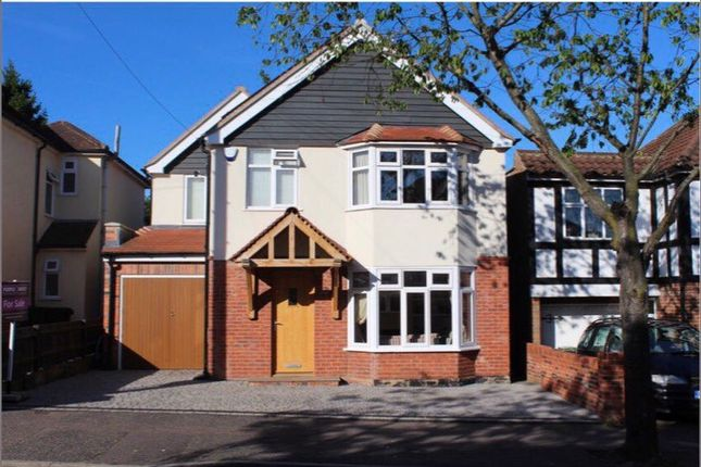 Thumbnail Detached house to rent in Tower Road, Epping