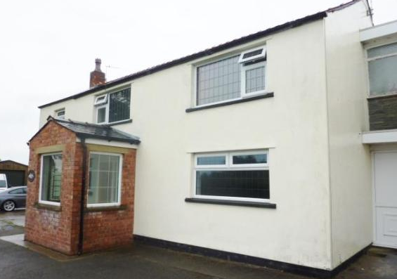 Thumbnail Detached house to rent in Carrs Green, Inskip