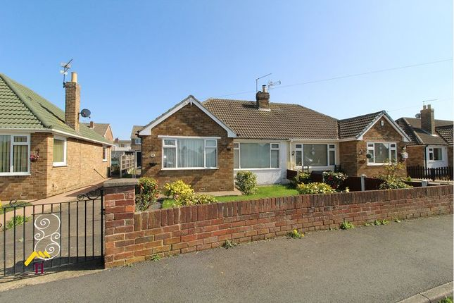 2 bed semi-detached bungalow for sale in The Boulevard, Edenthorpe, Doncaster