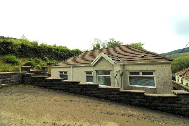 Thumbnail Detached bungalow for sale in Pentwyn Road, Resolven, Neath, Neath Port Talbot.