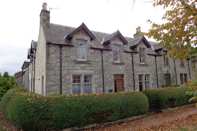 Thumbnail End terrace house for sale in Ivydene, South Street, Grantown On Spey