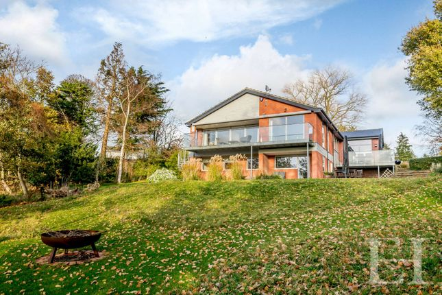Thumbnail Detached house for sale in Dukes Park, Woodbridge