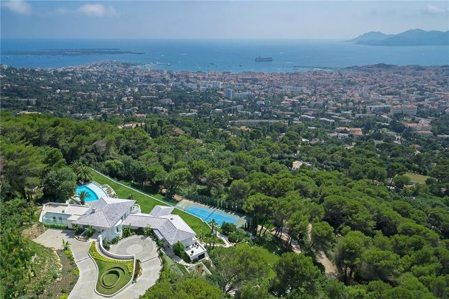 Thumbnail Detached house for sale in Cannes, Alpes Maritimes, Cote D'azur, France
