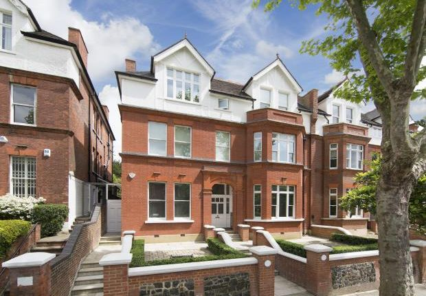 Thumbnail Semi-detached house for sale in Chesterford Gardens, Hampstead, London