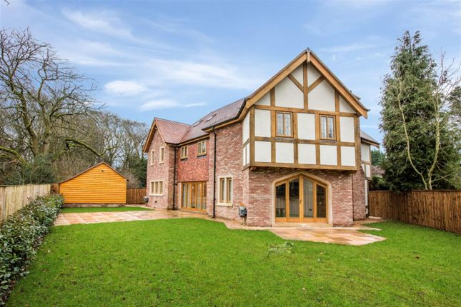 Thumbnail Detached house for sale in The Paddock, Worsley, Manchester