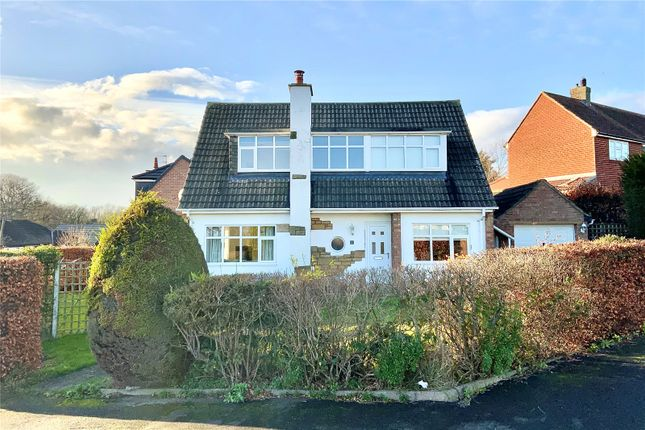 Thumbnail Detached house for sale in Linden Crescent, Marton-In-Cleveland, Middlesbrough