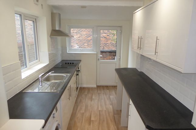 Thumbnail Terraced house to rent in Old Chapel Street, Edgeley, Stockport