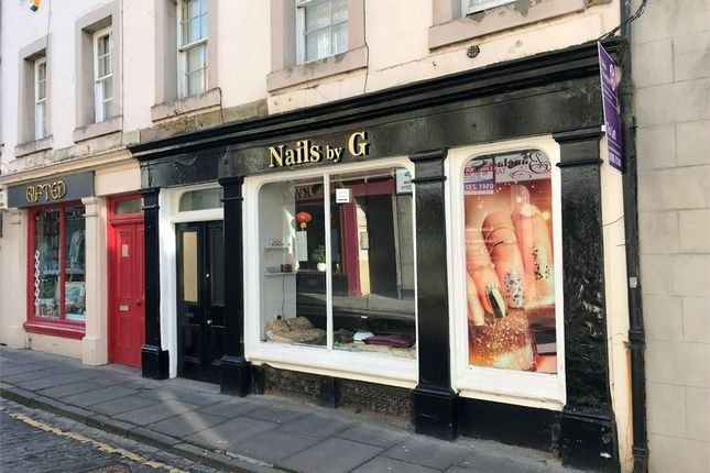 Commercial property to let in Roxburgh Street, Kelso, Scottish Borders
