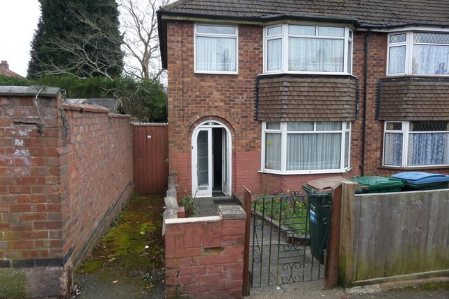Detached house to rent in Knight Avenue, Coventry