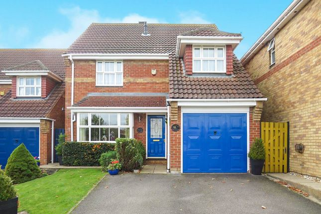 Thumbnail Detached house for sale in Millers Way, Houghton Regis, Dunstable