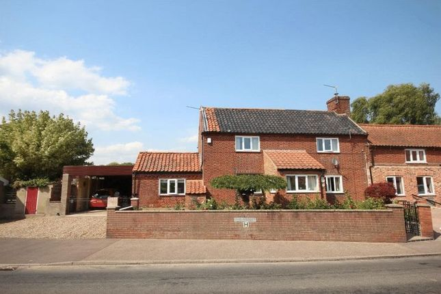Thumbnail Cottage for sale in The Street, South Walsham, Norwich