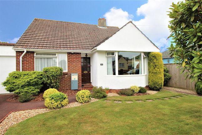 Thumbnail Detached bungalow for sale in Sandringham Drive, Preston, Paignton