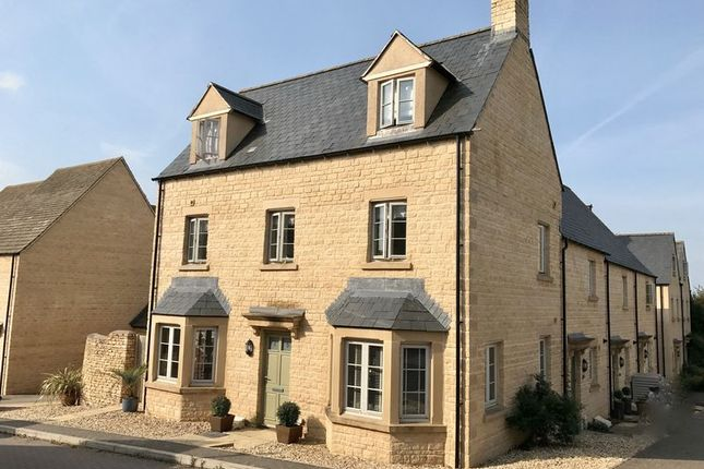 Thumbnail End terrace house for sale in Savory Way, Cirencester