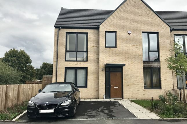 Thumbnail Semi-detached house to rent in Etchells Road, West Timperley, Altrincham
