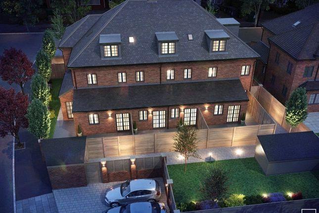 Thumbnail Flat to rent in Handel House, 89 Edgwarebury Lane, Edgware, Middx