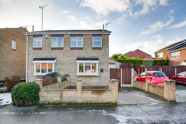 2 bed semi-detached house for sale in Ferndale Drive, Bramley, Rotherham