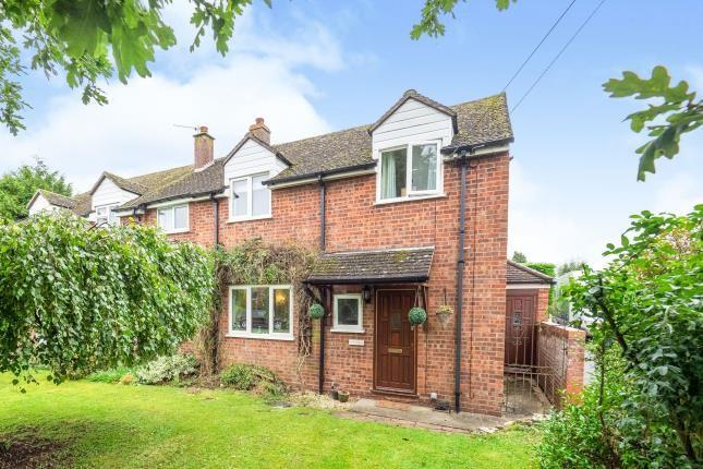 Thumbnail Semi-detached house for sale in Ufton Fields, Ufton, Leamington Spa