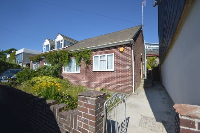 Thumbnail Bungalow for sale in Bakers Place, Plymouth