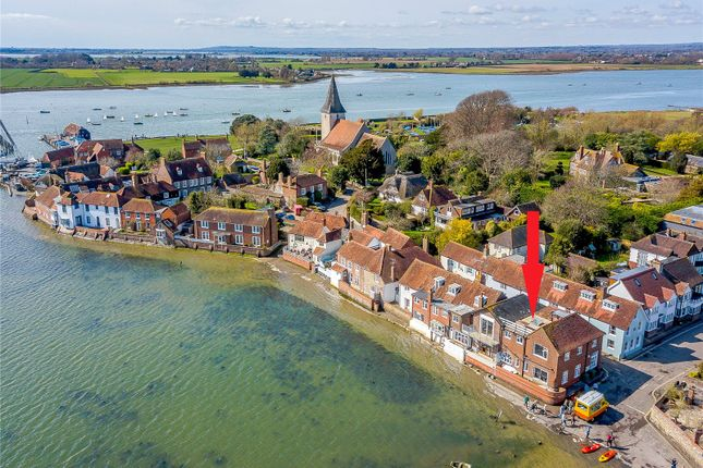 Thumbnail Flat for sale in High Street, Bosham, Chichester, West Sussex